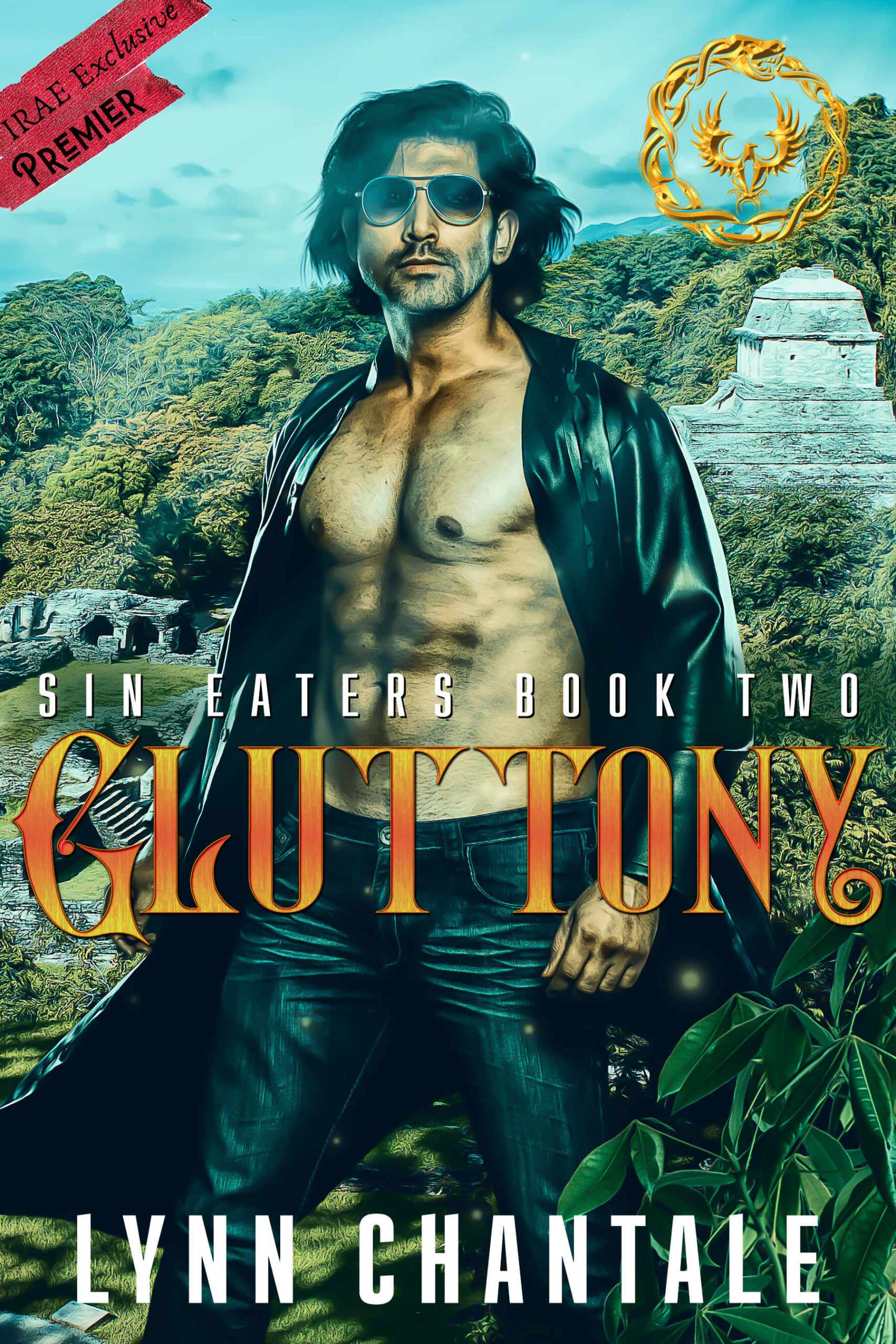 Gluttony: It all begins with Gluttony. (Sin-Eaters Book 2) by Lynn Chantale