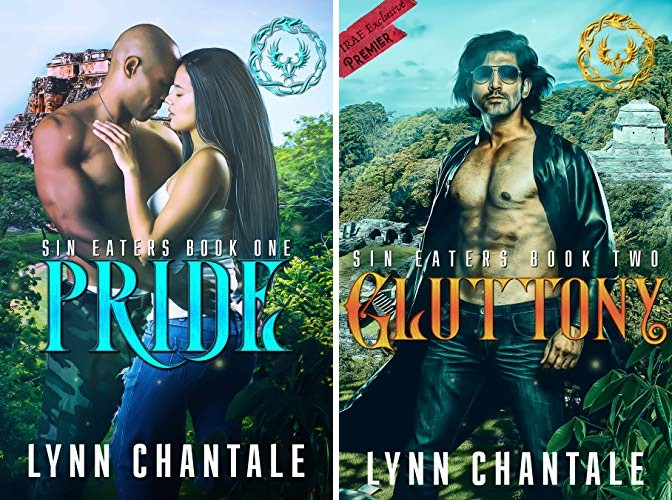 Sin-Eaters Series by Lynn Chantale